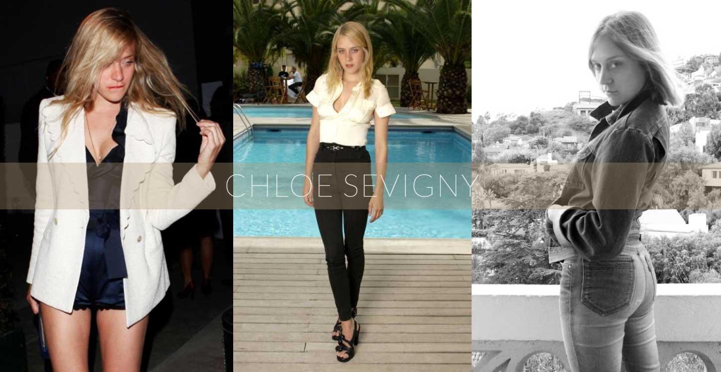 Chloe Sevigny Style Icon